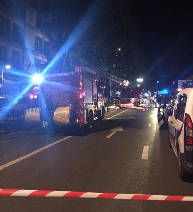 13 dead as fire breaks out during birthday party in France