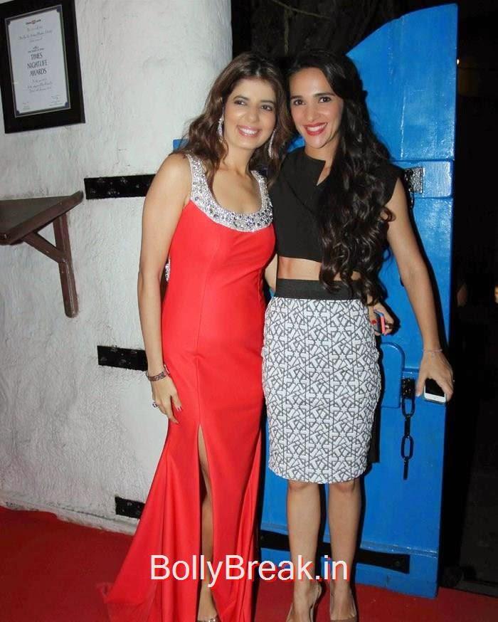 Manisha Ratnani, Tara Sharma, Jacqueline Fernandez, Elli Avram, Shraddha Kapoor at Daboo Ratnani 2015 Calendar Launch