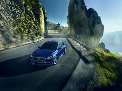 Voiture BMW Alpina B7 XDrive