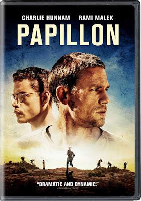 Papillon 2017 Dvd