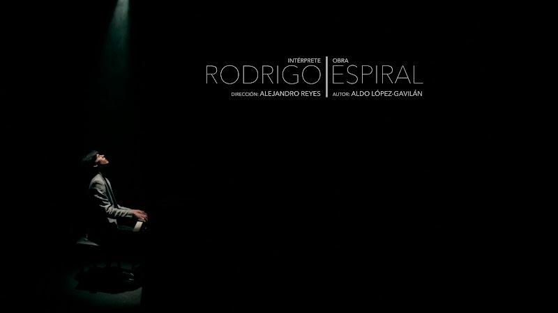Rodrigo García - ¨Espiral¨ - Videoclip - Dirección