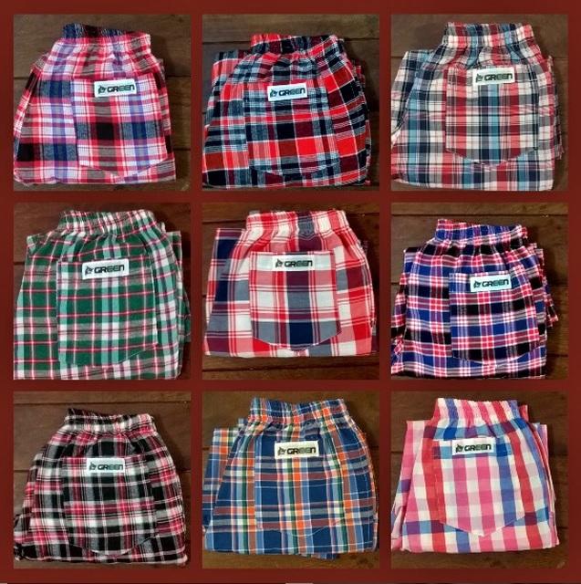 En Pocas Palabras Tendencia Pantalones Cuadrille