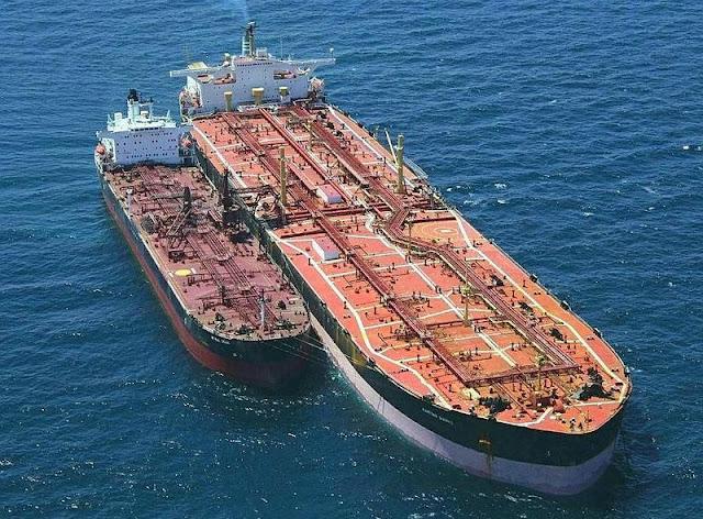 Jenis Kapal tanker berdasarkan ukuran dan Bentuknya