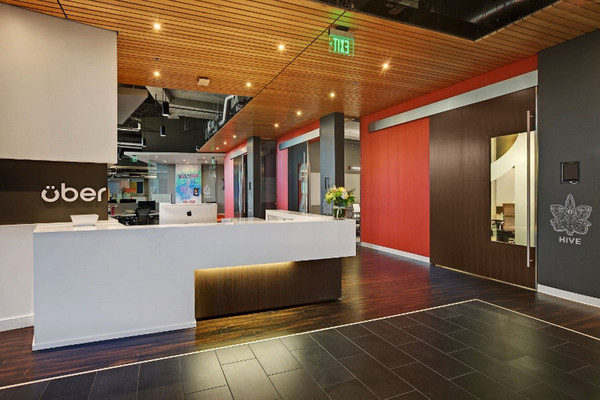 commercial office design pictures