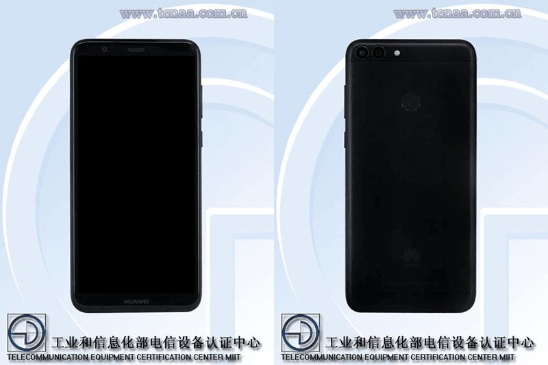 Huawei Enjoy 7S w/ 18:9 screen and 4GB listed on TENAA