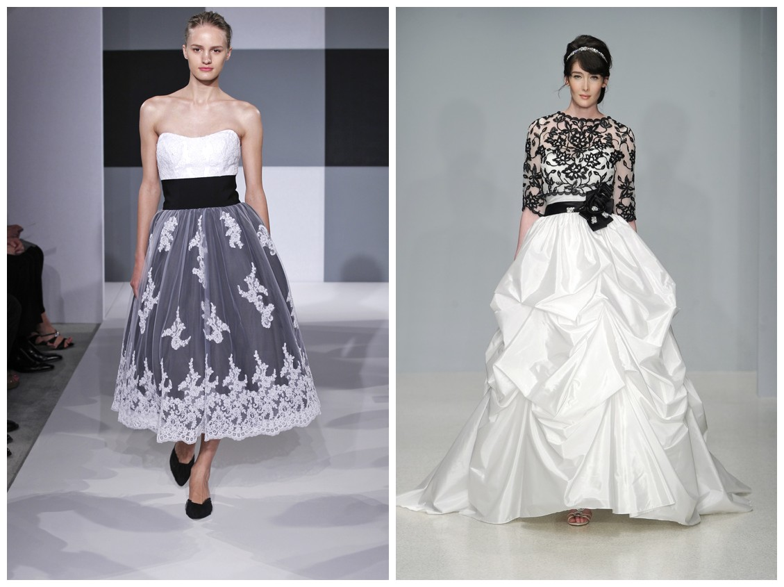 RainingBlossoms: 5 Biggest Wedding Gown Trend For Spring 2013