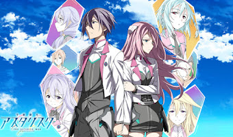 Gakusen Toshi Asterisk (Novela Ligera en español)