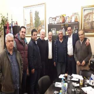 Ολοκληρώθηκαν οι συναντήσεις του Κυβερνητικού  κλιμακίου του ΣΥΡΙΖΑ με φορείς της Ημαθίας.