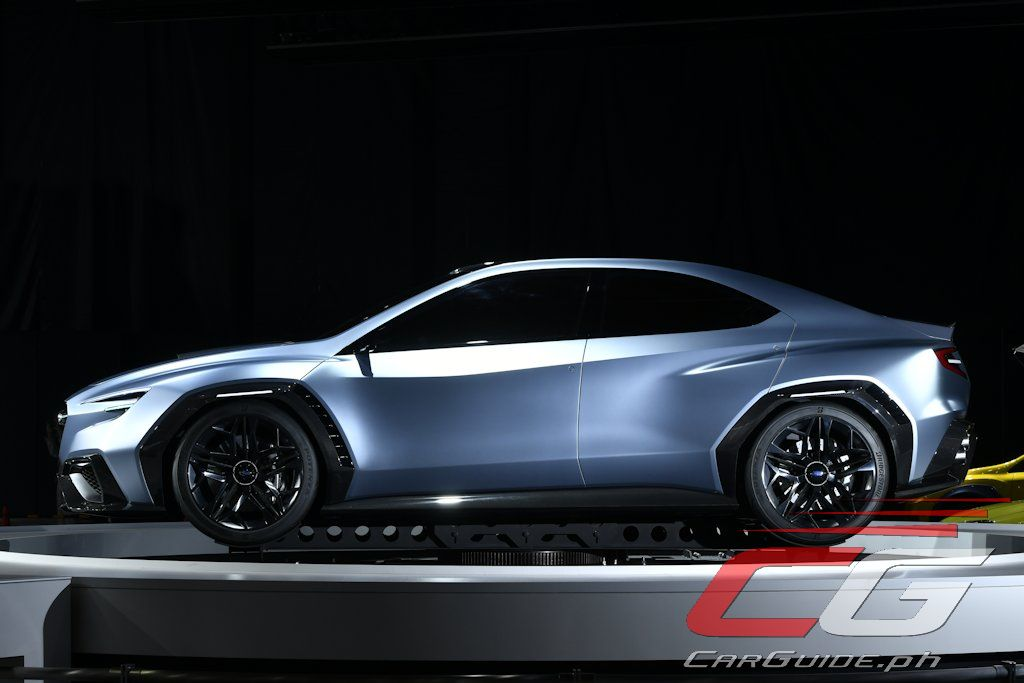 subaru keeps high performance sedans in its future with viziv performance concept w 13 photos. Black Bedroom Furniture Sets. Home Design Ideas