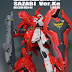 "Custom Build: MG Sazabi Ver.Ka ""ModelGraphix magazine Ver"""