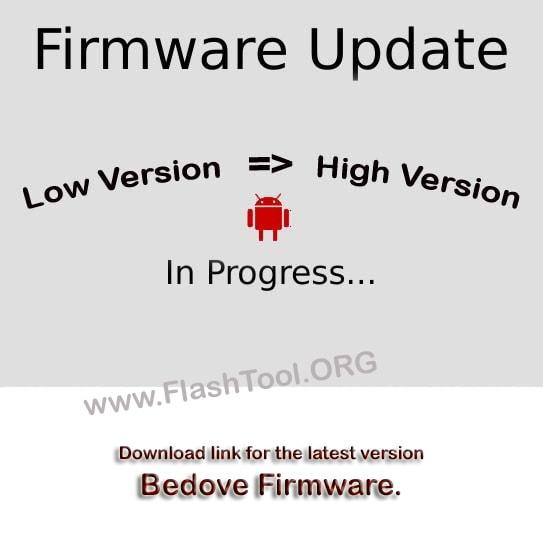 Download Bedove Firmware