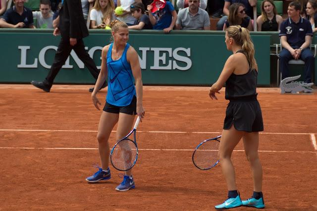 Angélique Kerber - Victoria Azarenka tennis roland-garros
