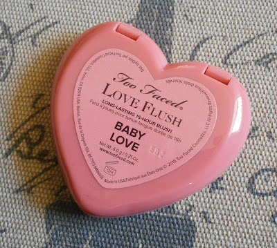 Too Faced Love Flush Long-Lasting 16 Hour Blush in Baby Love