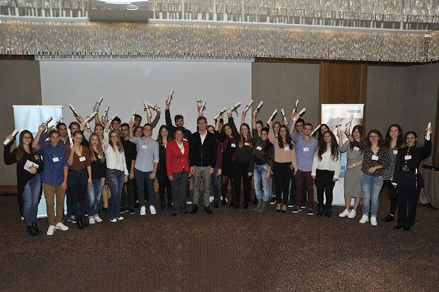 Η Eurobank βράβευσε τους αριστούχους μαθητές της Ηπείρου - Όλα τα ονόματα