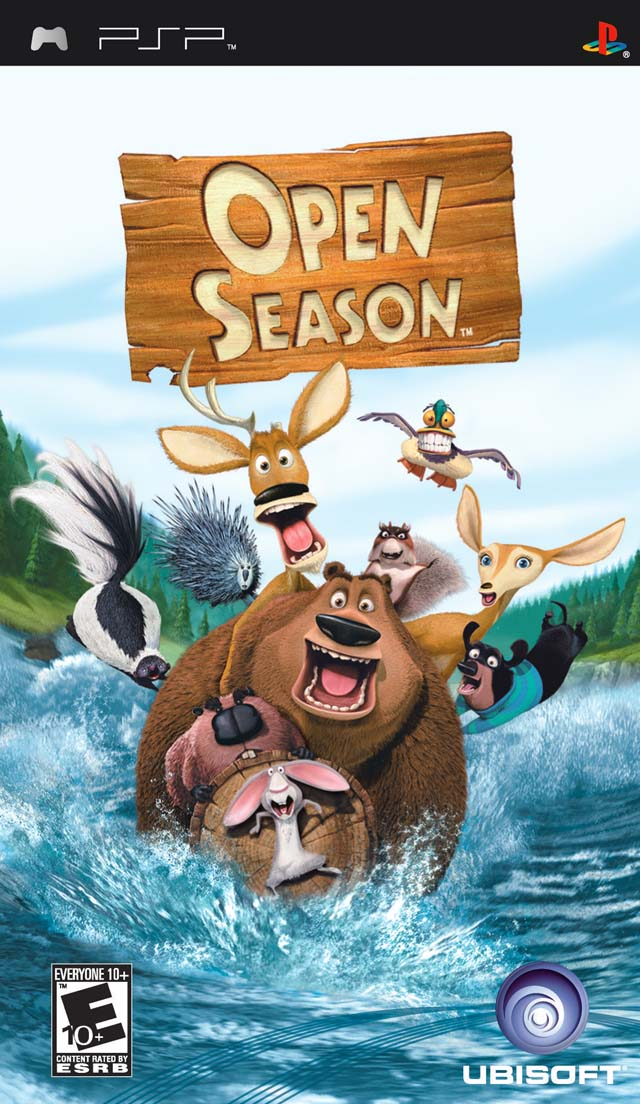 Open Season - PSP - ISO Download