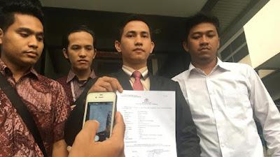 Akun Twitter @KPU_jakarta resmi dilaporkan oleh KPJPPB ke Polda Metro Jaya