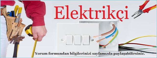 Iğdır'da Elektrikçi, Çankırı Elektrikçi