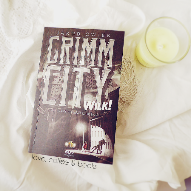 "31.""Grimm City.Wilk!"" Jakub Ćwiek"