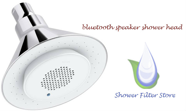 A Useful Bluetooth Speaker Shower Head