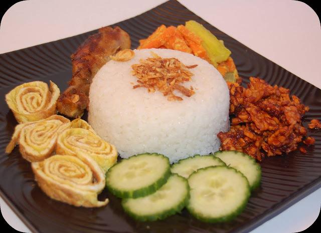 Resep Nasi Uduk Spesial yang Mudah Dibuat Dirumah