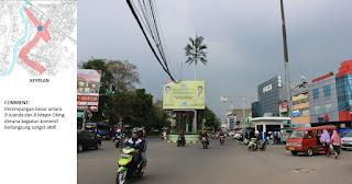 EXISTING BUNDARAN Pasar PROYEK BEKASI