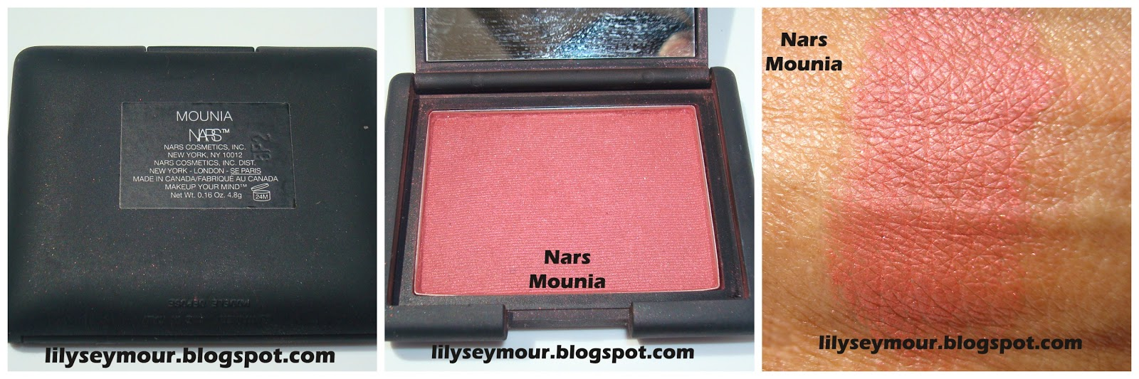 Nars Mounia Blush