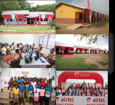 Airtel Ghana's CSR Programme Recognised As Best In Class Across Africa