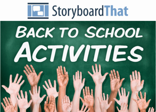 The Library Voice: 3 Back to School Activities From