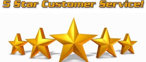 5star service