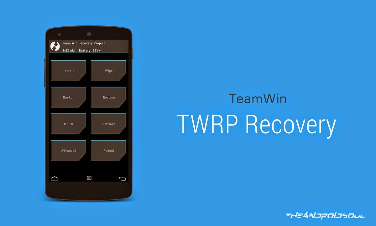 TWRP RECOVERY  FLARE S 3 OCTA