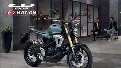 Daftar Harga Honda CB150R ExMotion