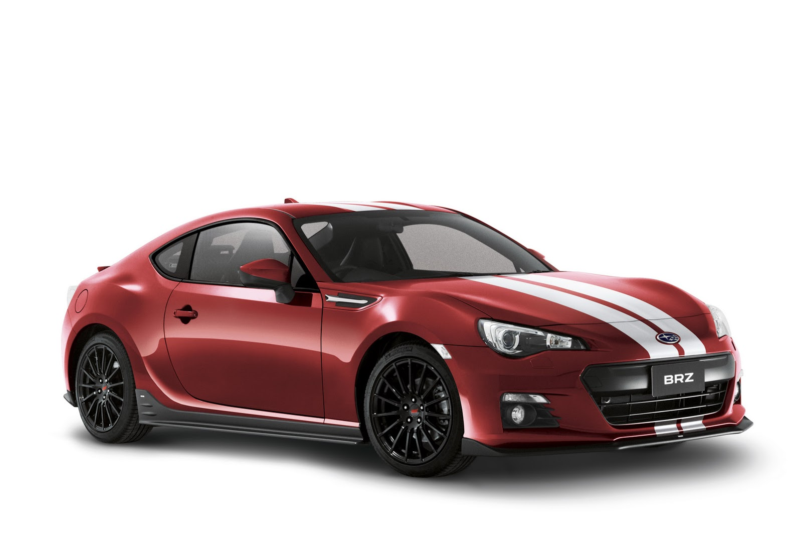 Gt86 Car Wallpaper Subaru Gives Brz A Striped Special Edition With Sti Goods
