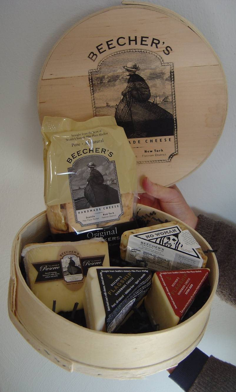 Beecher's Handmade Cheese Anniversary Collection