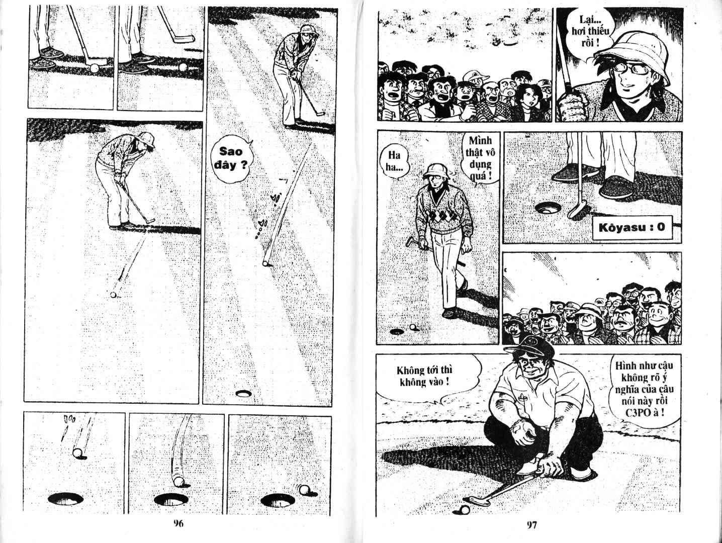 Ashita Tenki ni Naare chapter 42 trang 47