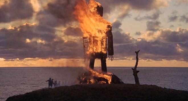 paganismo, rituais pagãos, curiosidades, bizarro, o homem de palha