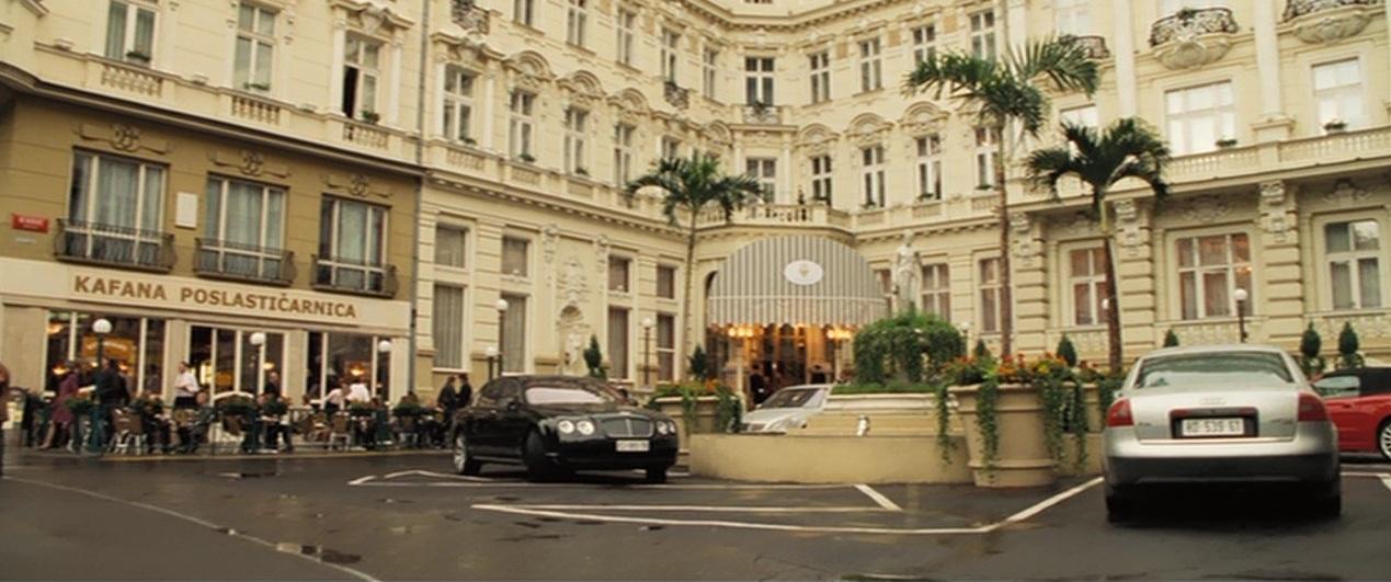 Drehorte Casino Royale