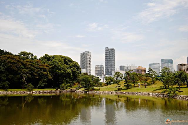 Tokyo e i suoi quartieri warmcheaptrips for Giardino hamarikyu