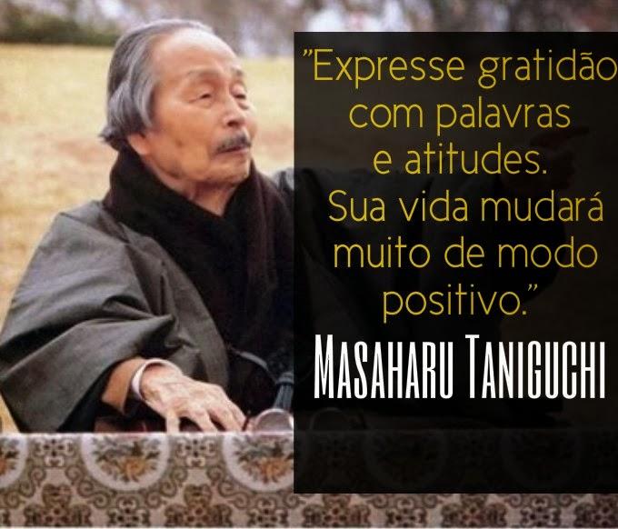 Masaharu Taniguchi - O Mestre da Seicho no Ie