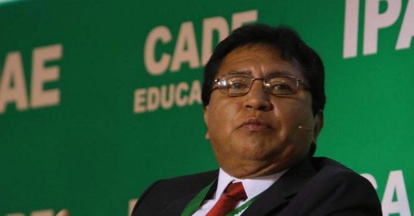 LUCIO CASTRO CHIPANA: Eligen a nuevo Secretario General del Sutep en XVIII Congreso Nacional Ordinario