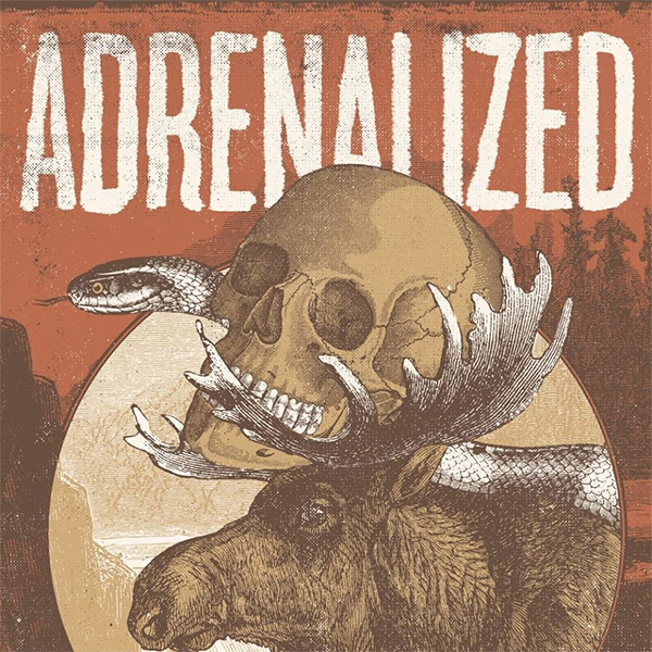 Adrenalized finish recording new album