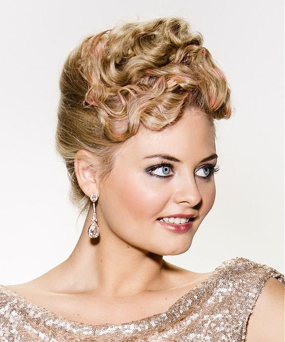 aqu las mejores imgenes de peinados elegantes updos para fiestas como fuente de inspiracin