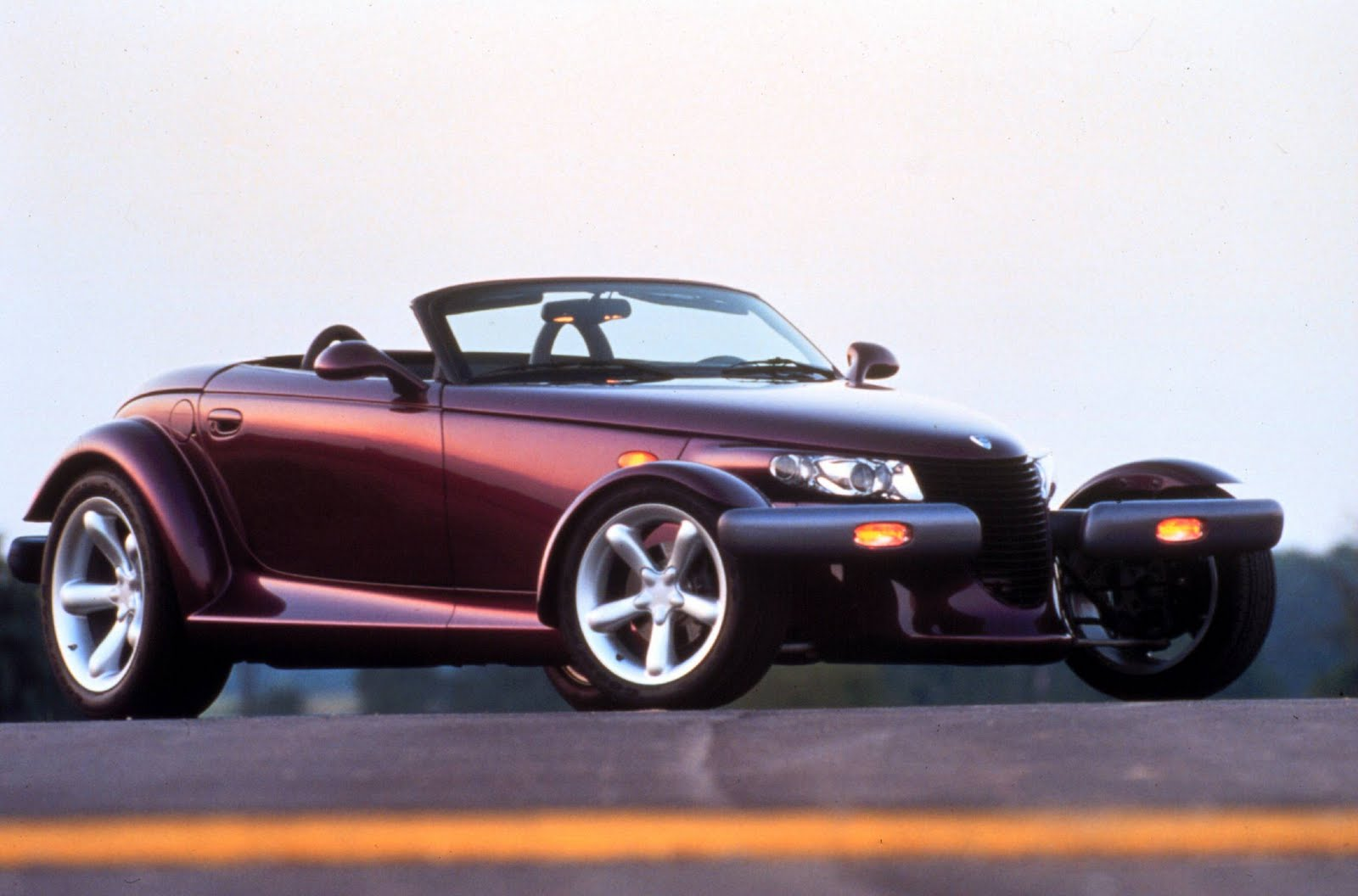 Kill It With Fire Plymouth Prowler Retrospective Could