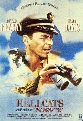 Hellcats of the Navy 1957 movieloversreviews.filminspector.com poster