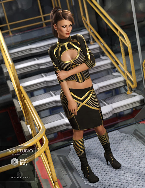 Alloy Fusion Outfit Textures