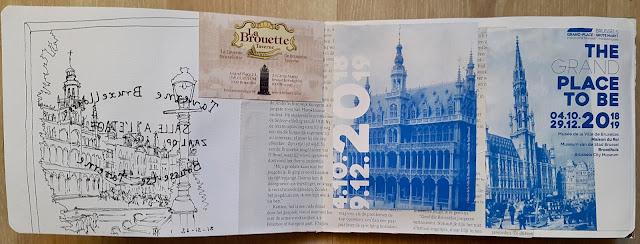 la brouette-Bruxelles