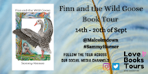 Finn and the Wild Goose Blog Tour