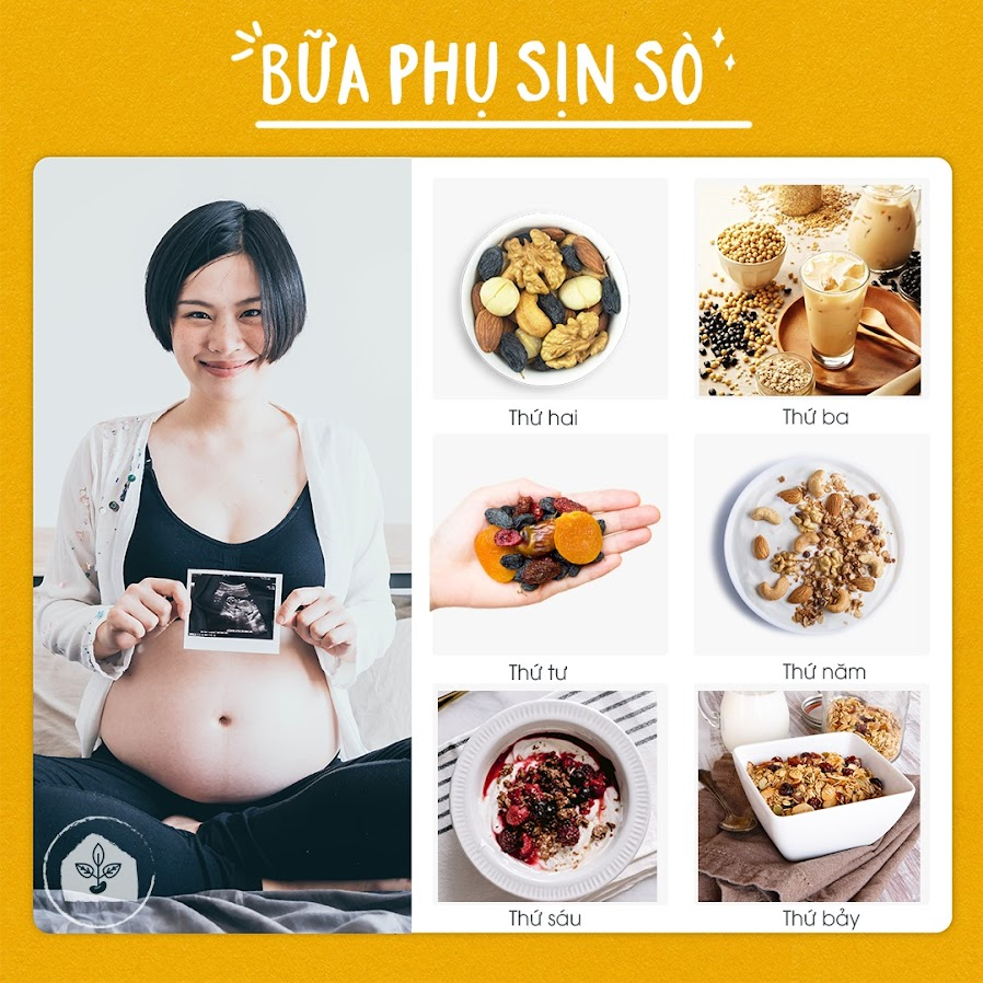 Mách nước Mẹ Bầu cách ăn uống giúp thai nhi phát triển toàn diện