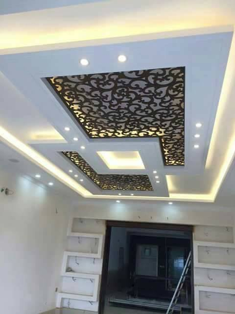 Architecture \u0026 Design: CNC False Ceiling Designs Ideas & CNC False Ceiling Designs Ideas - Decor Units