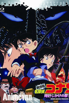 Detective Conan The Movie 1: Quả Bom Chọc Trời - Detective Conan Movie 1: The Timed Skyscraper 1997 Poster