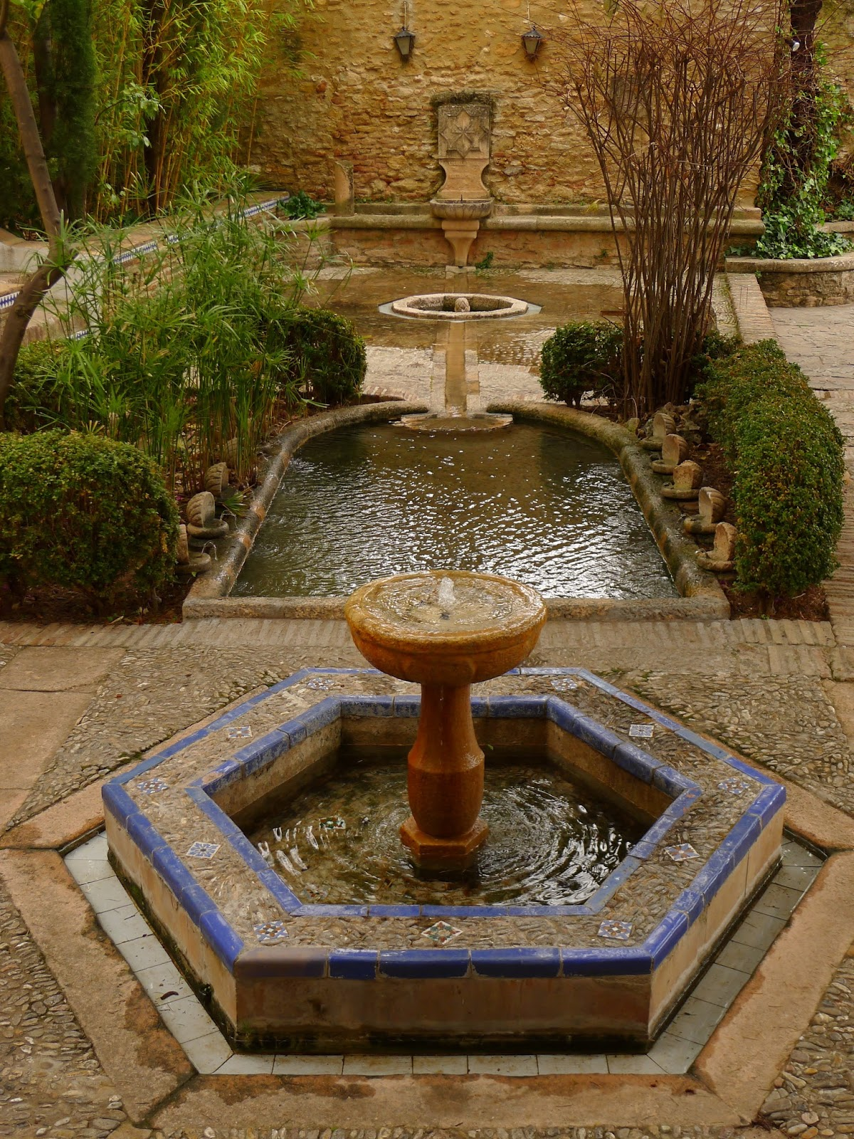 Jeffrey Bale's World Of Gardens: The Fountain Of Life